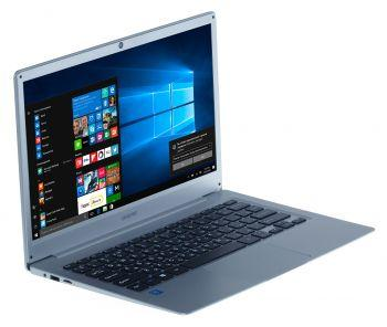 "Ноутбук Digma EVE 300 13.3""IPS FHD/ATOM X5 Z8350/2GB/SSD32GB/INTEL GMA/W10 серебристый"