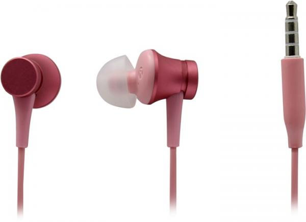 Гарнитура Xiaomi Mi In-Ear Headfones Basic Pink