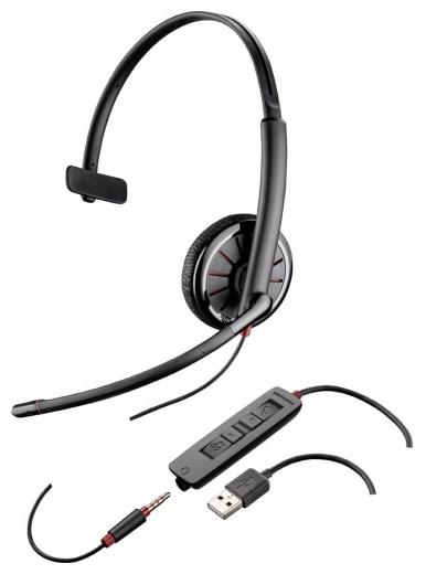 Гарнитура Plantronics Blackwire C315.1 (PL-C315.1)