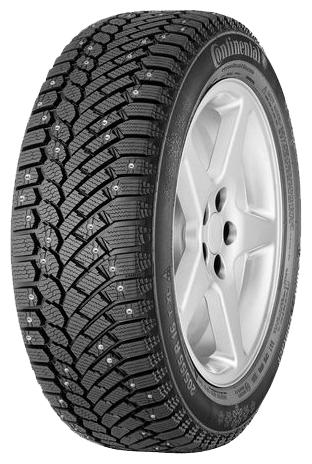 Шина Continental ContiIceContact 185/70 R14 92T