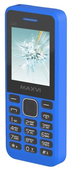 Телефон MAXVI C20 Black