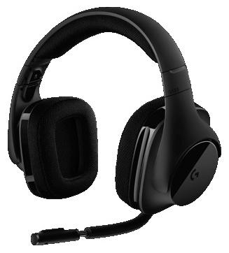 Logitech G533 Wireless Gaming 981-000634