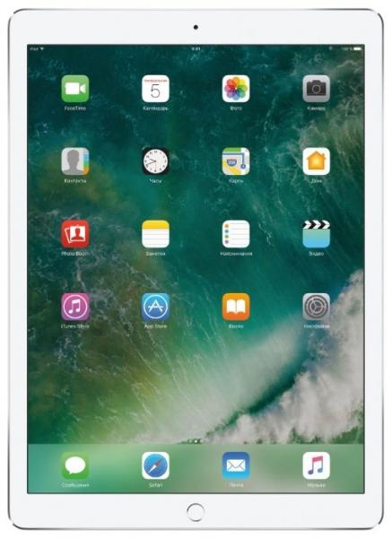 Планшет Apple iPad Pro 12.9 (2017) 64Gb Wi-Fi Silver (MQDC2RU/A)