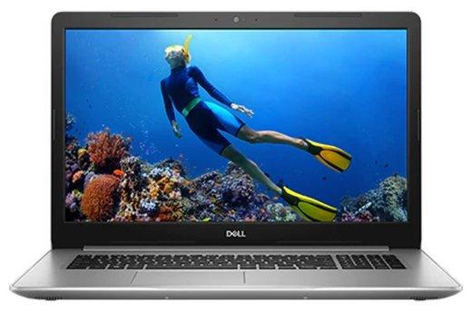 "ноутбук DELL INSPIRON 5770 (5770-0016) (Intel Pentium 4415U 2300 MHz/17.3""/1600x900/4Gb/1000Gb HDD/DVD-RW/Intel HD Graphics 610/Wi-Fi/Bluetoo"