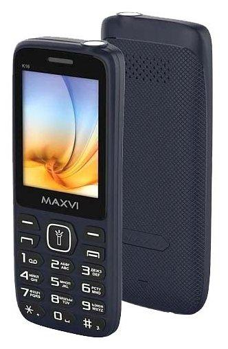 Maxvi  K16 Black