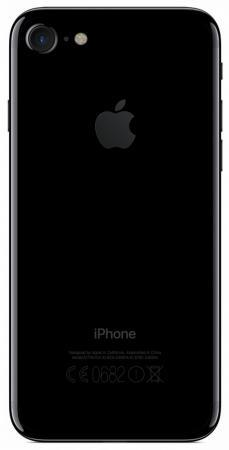Смартфон Apple iPhone 7 128GB Jet Black (MN962RU/A)