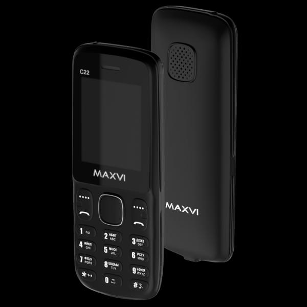 Maxvi C22 Black