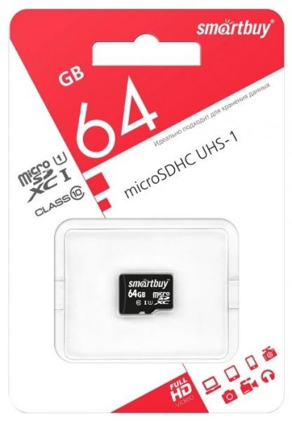 SmartBuy SB64GBSDCL10-00
